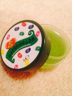 Watermelon jelly belly lip balm x