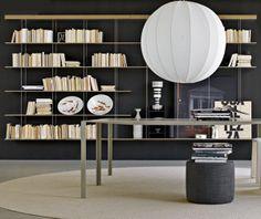 Molteni&C - Libreria Graduate