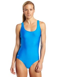 Speedo Women's Xtra Life Moderate Ultraback Swimsuit, Cobalt Blue.  List Price: $68.00  Buy New: $47.52  You Save: 30%  Deal by: AthleticClothingShop.com