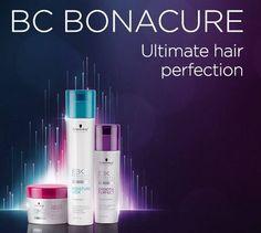 Schwarzkopf's Bonacure Hair Products @ Studio 54
