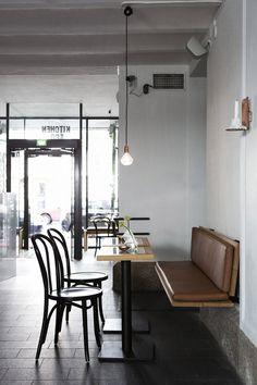 Bar-Co restaurant by Joanna Laajisto