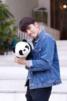 mew suppasit What The Duck, Cute Gay Couples, Thai Drama, E Type, Asian Actors, Im In Love, Celebrity Crush, A Good Man, My Boys