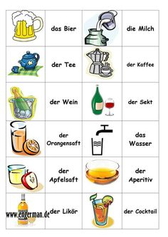 www.engerman.de Teaching English Grammar, German Grammar, German Language Learning, German Words, Grammar And Vocabulary, Learn German, Learn English, German Resources, Deutsch Language