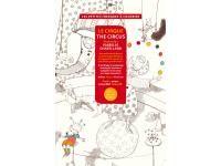 Circus Coloring Poster