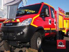 IVECO : 8,2 % du marché des véhicules de lutte contre les incendies - truck Editions