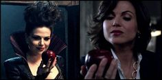 OUAT - In her world, she was an Evil Queen. In our world, she is a politician.