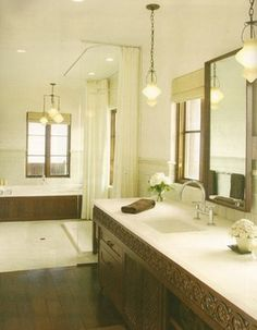 bathroom, shower, sink