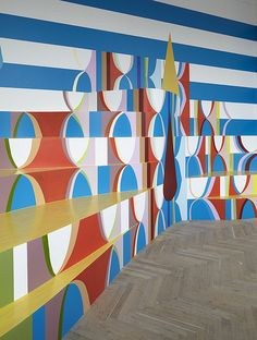 paintings / installations by malene landgreen