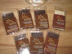 Arno's Chocolate Bark
