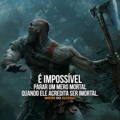 War Quotes, Life Quotes, Norwegian Vikings, Personality Quotes, Reflection Quotes, I Love Games, Motivational Phrases, Us Marines, God Of War