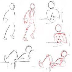 Human Anatomy Fundamentals Basic Body Proportions Over Millions - Basic Body Drawing Anatomy Drawing Practice, Human Anatomy Drawing, Human Body Anatomy, Body Drawing, Drawing Lessons, Arm Anatomy, Drawing Tips, Figure Drawing Tutorial, Male Figure Drawing