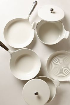 Ceramic-Coated Cookware via Anthropologie
