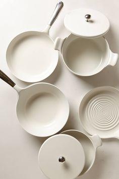 Ceramic-Coated Cookware via Anthropologie