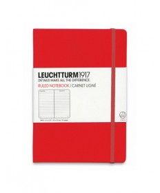 Leuchtturm Journal Small, Red