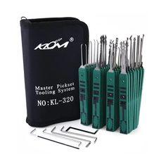 Haoshi 16 Piece Lock Opener Unlock Tool Kit Set for Warded /& Wafer Lock