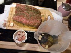 Брезаола: приготовление мясной вкусноты по-итальянски в домашних условиях. мясо, рецепт, БРЕЗАОЛА, длиннопост, готовим дома Steak, Recipes, Steaks, Recipies, Food Recipes, Recipe, Beef