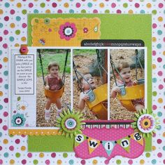 A Project by scrappernancy from our Scrapbooking Gallery originally submitted 08/11/10 at 11:48 AM