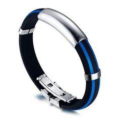 Chic Stainless Steel Bracelet For Men