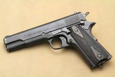 """The Kongsberg Colt """"Nazi 1911″ 