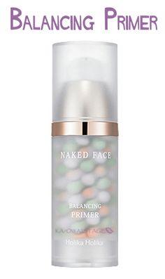 Holika Holika Naked Face baza pod makeup http://www.iperfumy.pl/holika-holika/naked-face-baza-pod-makeup/