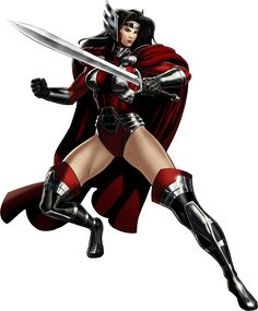Female Comic Characters Gallery | Sif (Earth-TRN259) - Marvel Comics Database