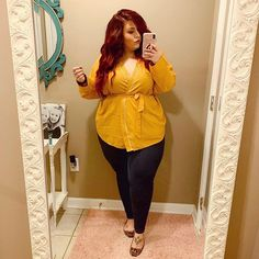 Plus Size Casual Looks with Bermuda Shorts. Looks from Rainbow featuring Bermuda shorts. Check out these adorable plus size looks for affordable prices. Plus Size Winter Outfits, Plus Size Fall Outfit, Plus Size Fashion For Women, Plus Size Outfits, Plus Fashion, Womens Fashion, Plus Size Peplum, Plus Size Jeans, Curvy Outfits