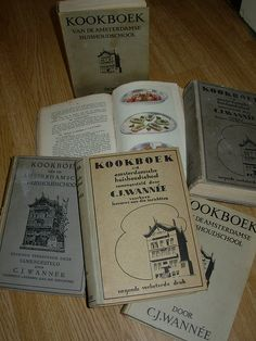 Old cookbooks I have some that are easily over 150 years old