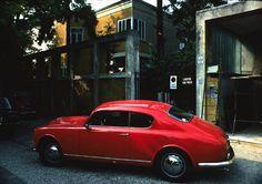 Lancia B20 at Casa Nuvolari in Mantova.