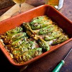 Sabine's Stuffed Zucchini Flowers — Recipes for Health
