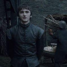 Bran Stark (Isaac Hempstead Wright). Game of Thrones / ASOIAF