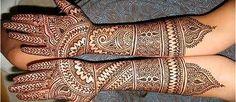 Amazing Bridal Mehndi Designs for Wedding
