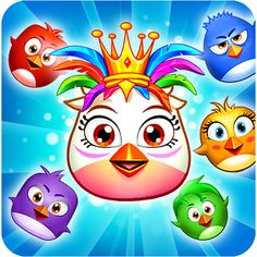 #Popular #Game :  Birds Pop Mania by Launchship Studios http://www.thepopularapps.com/apps/birds-pop-mania