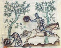 Medieval Bestiary : Tiger Gallery