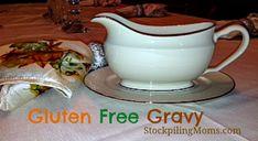 Gluten Free Gravy