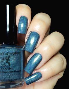 Brand: F.U.N. Lacquer // Collection: Princess 2.0 (Fall  2014) // Color: Jasmine // Blog: Fashion Polish