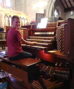 Young Organist
