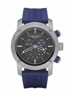 Men's Wrist Watches - Burberry  Mens Watches  Burberry Endurance  Ref BU7711 ** More info could be found at the image url. (This is an Amazon affiliate link)