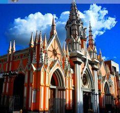 Iglesia de Sta Capilla,  caracas