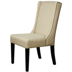 Holden Dining Chair- Flax