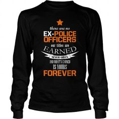 EX POLICER OFFICER SHIRT Occupational Therapist, Physical Therapist, Hard Bodies, Gifted Kids, Dog Travel, Travel Gifts, Physics, Fitness Models, Mothers