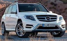 Mercedes GLK disponible ya en nuestra flota de alquiler Premium