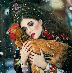 Astonishing Photos Of Russian Fairy Tale Queens / Margarita Kareva
