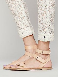 Second Nature Sandal
