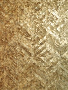 Mother of pearl wall tile: multicolor - MOTHER OF PEARL CHEVRON™ - Maya Romanoff