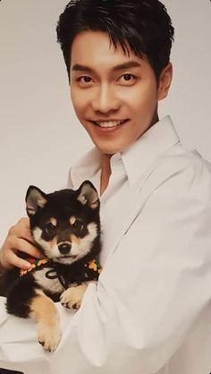 Lee Seung Gi and Perro NICE! @leeseunggi.official #leeseunggi #perro #이승기