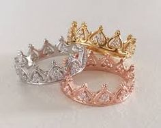 Prinzessin Krone Ring - Tiara Ring - stapelbare Ring - Knöchel Stapel schlank - Rose Gold Ring - Sterling Silber Ring - Valentinstag - 2020 Fashions Woman's and Man's Trends 2020 Jewelry trends Crown Promise Ring, Rose Gold Crown Ring, Princess Crown Rings, Princess Crowns, Princess Tutu, Rose Gold Princess Ring, Princess Promise Rings, Disney Princess Rings, Disney Rings