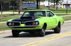 1970 Dodge Coronet With a 440 6-Pack!