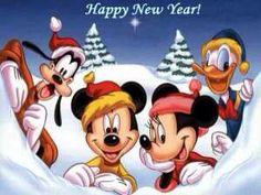 23 best Disney Happy New Year!! images | Walt Disney ...