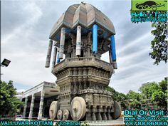 VALLUVAR KOTTAM ..!! #Best #Taxi and #driver #service #provider #ahmedabad Call : 78-78-886-886 www.hello2taxi.com