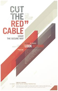 CUT THE RED CABLE by ~Metric72 on deviantART